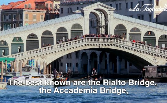 Venice and its bridges